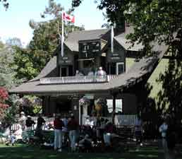 Cricket Clubhouse